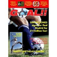 Football Goal Magazine