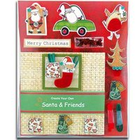 create_your_own_christmas_cards_santa_friends