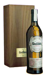 glenfiddich - 40 year old