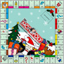My Monopoly Christmas board