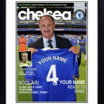 Personalised Chelsea Magazine
