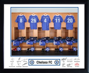 Personalised Chelsea Name On Shirt