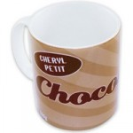 Personalised Chocoholic Mug