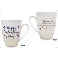 'Happy Valentines Day' Mug